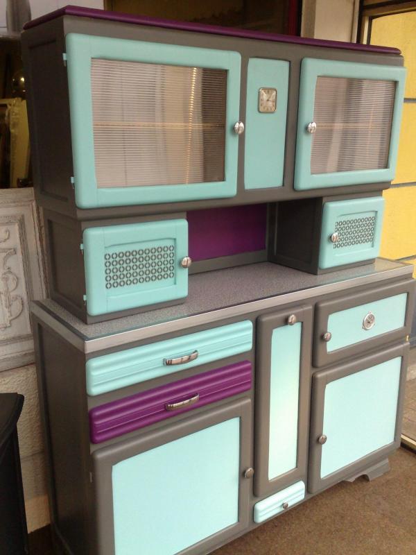 Violet et turquoise 2